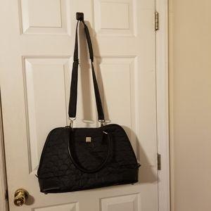 HUGE DVF travel bag